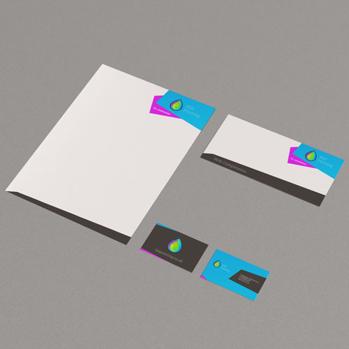 Business stationery starter kit