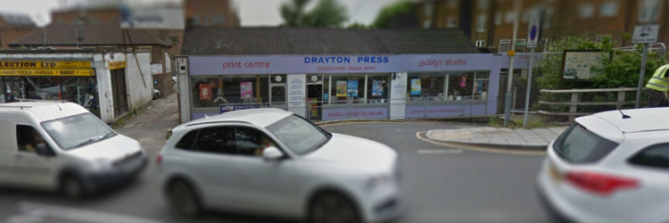 drayton press west drayton