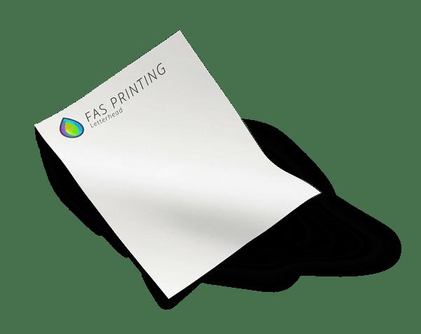 FAS Printing Letterheads